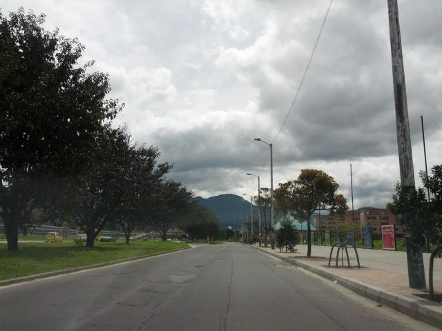 Colombian 'roads'