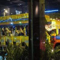 Bogota Nightlife - 'Bus party'