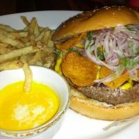Bogota's best burger