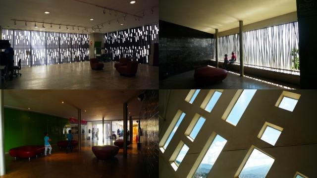 Inside the Biblioteca España